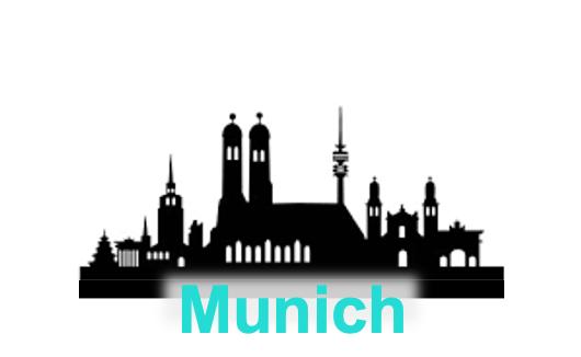 München skyline to link to deregistration blog post