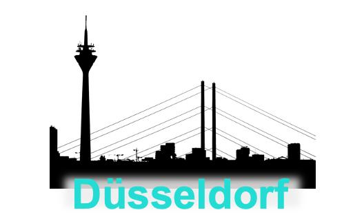 Düsseldorf skyline to link to deregistration blog post